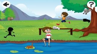 Animaux Enfants Jeux: Bébé Chats, Kitty App Pour de Jeunes Enfants: Coloration Livres & PuzzleCapture d'écran de 1