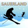 Sauerland Ski & Cross-Country Map