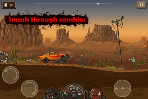 Earn to Die screenshot 1