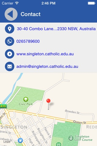 St Catherine's Singleton screenshot 1