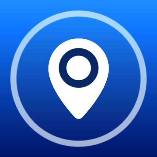 Lisbonne Offline Carte + Guide City Navigator, Attractions et Transports