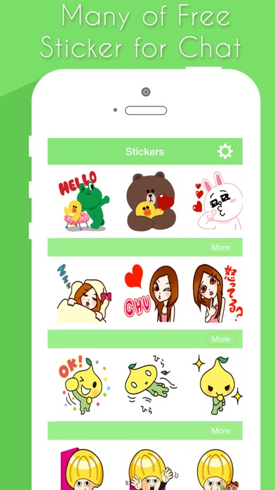 download Sticker free for chatting, message, email, hangout. apps 1