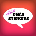 Adult Chat Stickers -  NEW Sexy & Extra Rude Emoticons for Texting icon