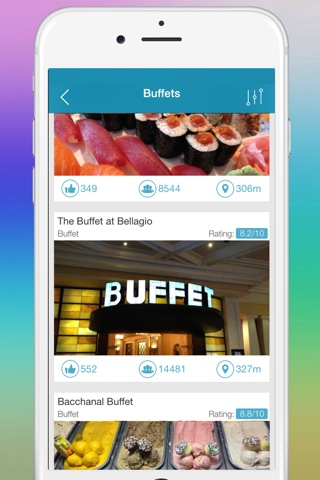 Buffets - your guide to nearby all you can eat restaurants screenshot 3