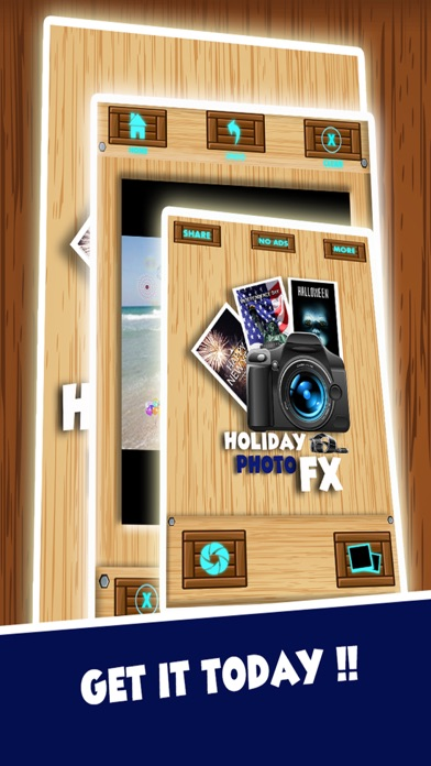 download Holiday Photo FX - Christmas, New Years, Easter, 4th of July, Halloween apps 3