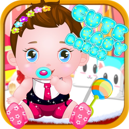 Cute Baby Dress Up Game iOS App