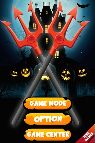 Halloween Scary Haunted Sticks - Freaky Pick up Challenge- Pro screenshot 1