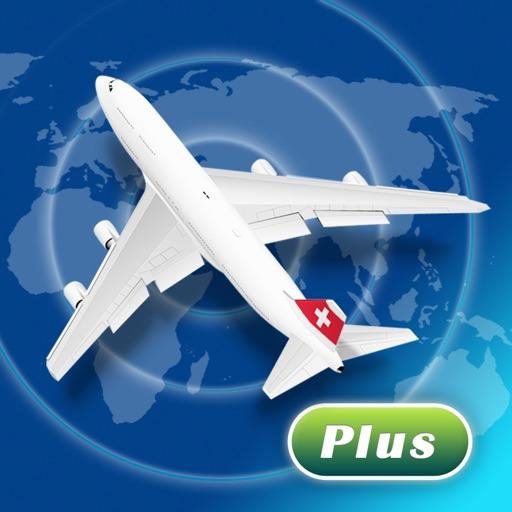 全球机场航班公告板+ (覆盖全球17000+机场)
