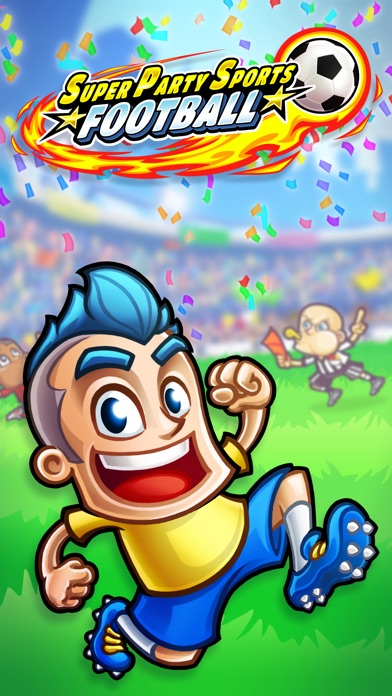 Super Party Sports: Football screenshot 1