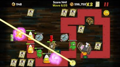 The Creeps! screenshot two