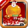 Christmas Wallpapers with Calendar - Christmas Countdown on your Lock Screen!