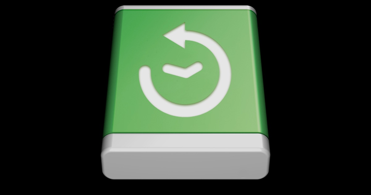 backup scheduler for time machine