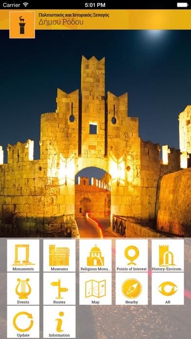 download Tourism Rhodes apps 3