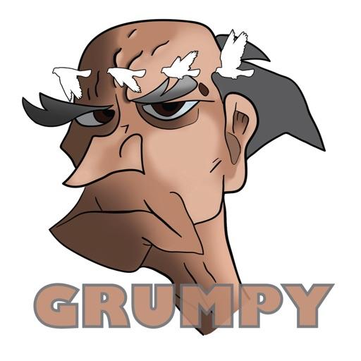 Old Grumpy Men iOS App