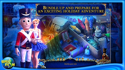 Christmas Stories: Hans Christian Andersen's Tin Soldier - The Best Holiday Hidden Objects Adventure Game (Full)-1