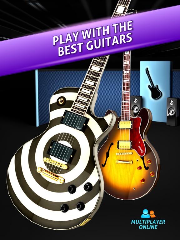 Rock Life - Guitar Band Revenge of Hero Rising Star для iPad