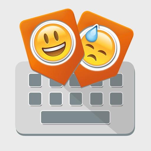 Richmoji - はチャット、対応、SMSの絵文字キーボード
