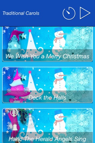 Traditional Christmas Carols for Kids: Xmas Songs for Children (Silent Night, Jingle Bells, and others) screenshot 4