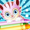 Livro Para Colorir de Gatos Para As Crianças: Aprenda a Pintar