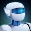 Atom Robot Race - Old School Platformer Game HD