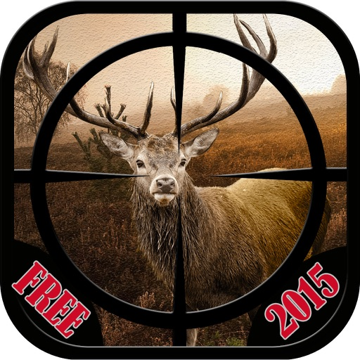 New Deer Shooting 2015 : New Adventure Challenges iOS App