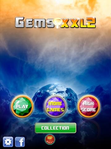 Игра Gems XXL 2: Давайте собирать драгоценности