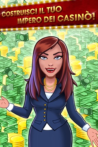 Tap It Big : Casino Empire screenshot 1