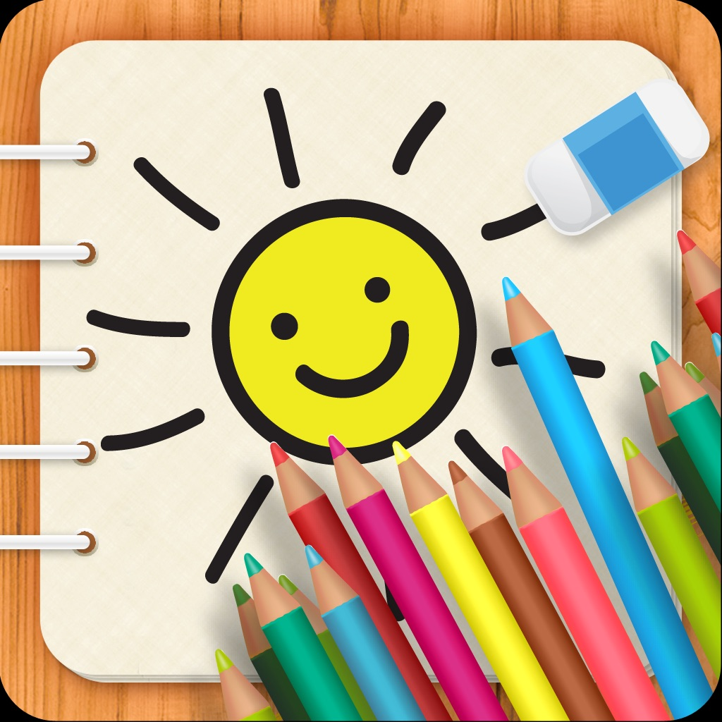 Doodle Drawing Board For Kids On The App Store
