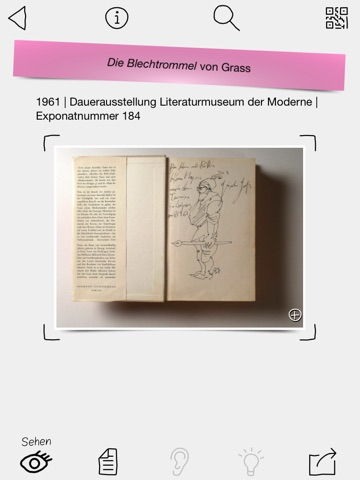 Marbacher Literaturmuseen Screenshot