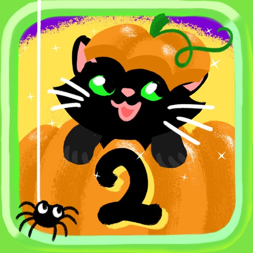 Halloween Kids Puzzles 2: Ghost, Zombie and Witch Games for Toddlers, Boys and Girls