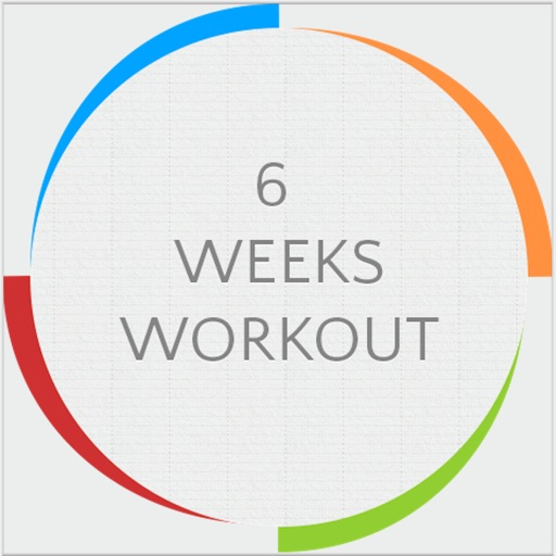 FREE Six Weeks Workout - Squats, Pushups, Dips and Situps iOS App