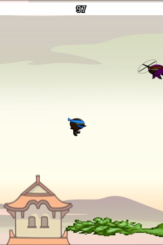 Top Bouncy Ninja Free Game screenshot 4