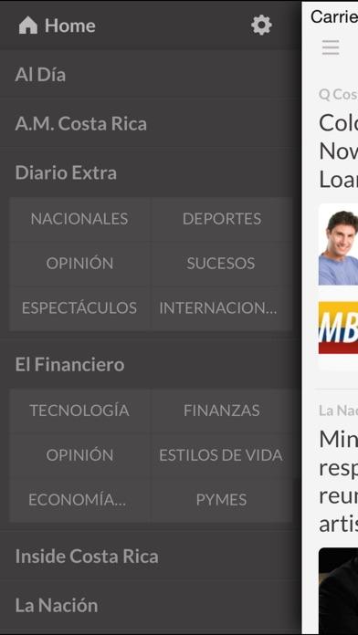 Peridicos Cr review screenshots