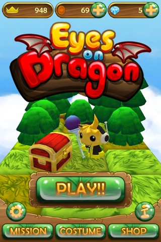 Eyes On Dragon screenshot 1