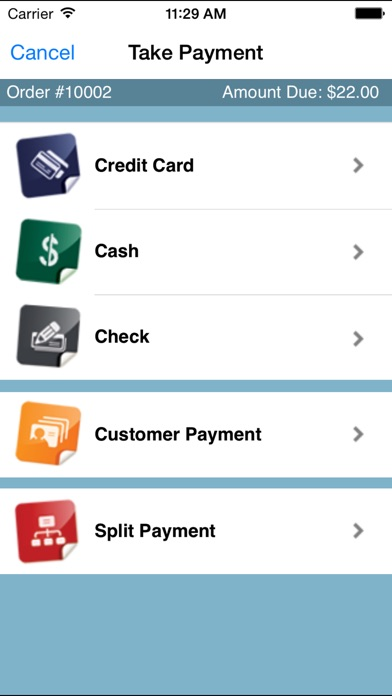 Usaepay Point Of Sale Credit Card Payment System On The