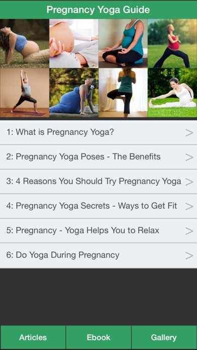 download Pregnancy Yoga Guide - Have a Fit & Healthy With Yoga During Your Pregnancy! apps 2