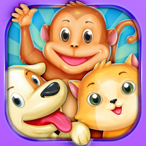 萌宠集中营 App Animals – MegaPack