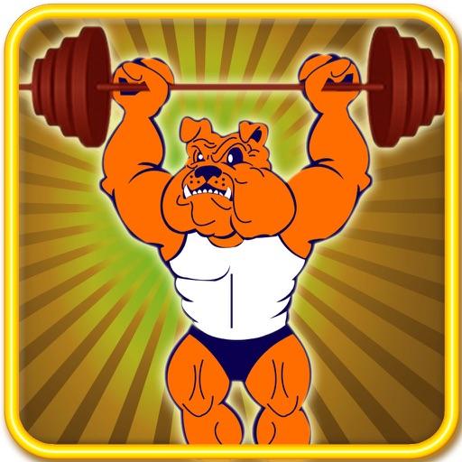Bulldog Weight Lifting Championship iOS App