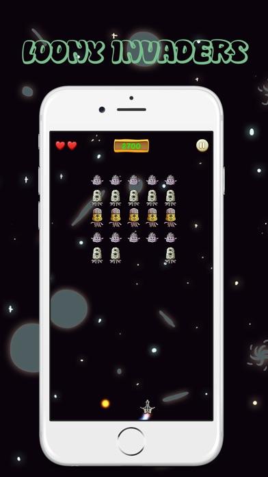 Loony Invaders Screenshot
