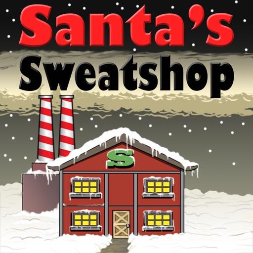 Santa's Fun Factory iOS App