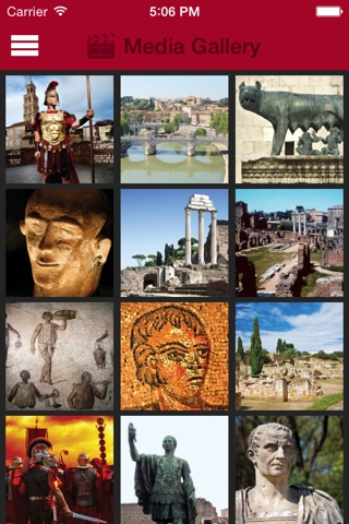 Britannica Kids: Ancient Rome screenshot 2
