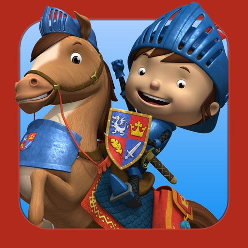 Mike the Knight: The Great Gallop iOS App