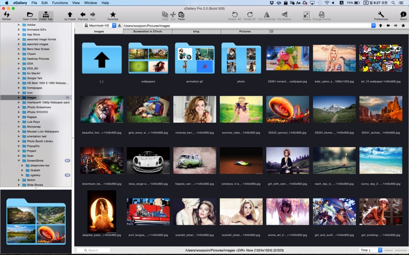 A better image viewer on Mac