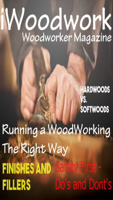 download iWoodwork: Woodworking Magazine apps 3