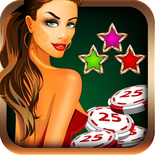 Slots Hustler Pro ! Real Casino Action! All your favorite games! iOS App