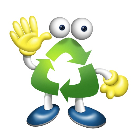 Recycling Battle iOS App