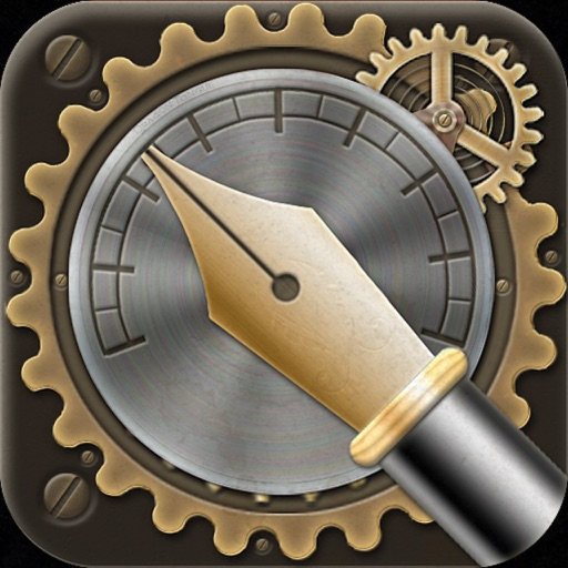 The Storyometer - Idea Source, Outliner and Note-taking Tool iOS App
