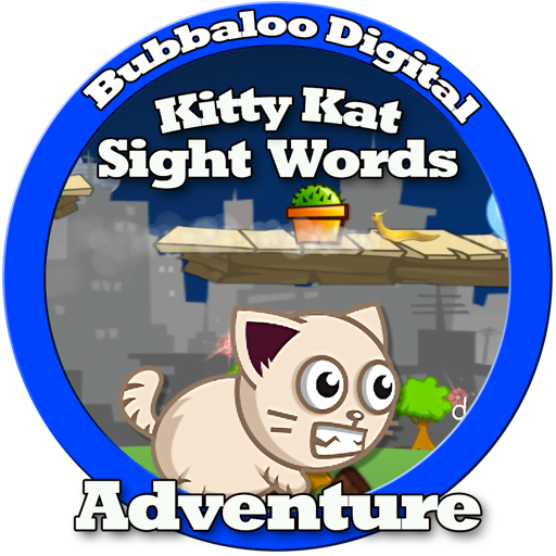 Kitty Kat Sight Words Adventure