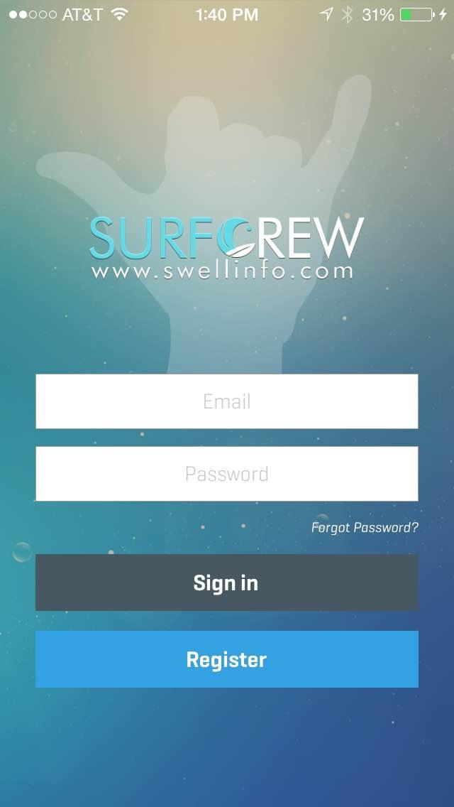 Swell Info Surf Crew screenshot one