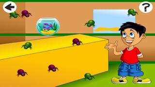 Actif! Jeu Pour Les Enfants À Apprendre et À Jouer Avec Les Animaux de CompagnieCapture d'écran de 2